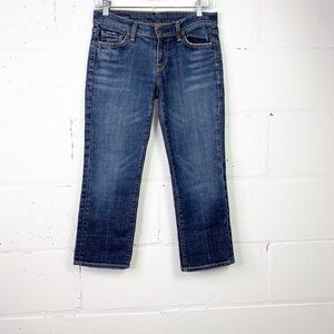 Citizens of Humanity by Jerome Dugan cropped jeans